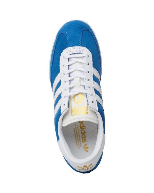 ... Adidas Originals - Beckenbauer All Round Trainers Bluebird white metallic  Gold for Men ... d40729fbf