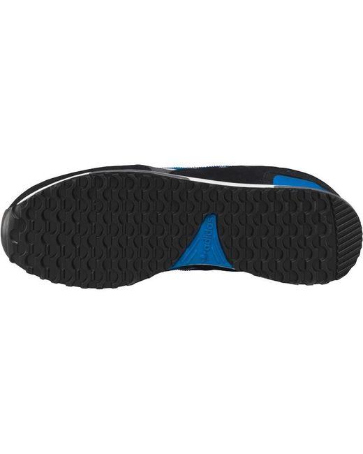 Adidas ORIGINALS ZX 750 Mens Trainers Running Shoes Navy Sneakers UK S