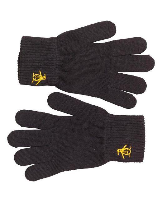 Original Penguin - Gloves Black/gold for Men - Lyst