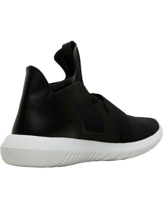 Lyst Adidas Originali / Tubulare Defiant Formatori Nero / Originali Nucleo Bianco a7bfbb