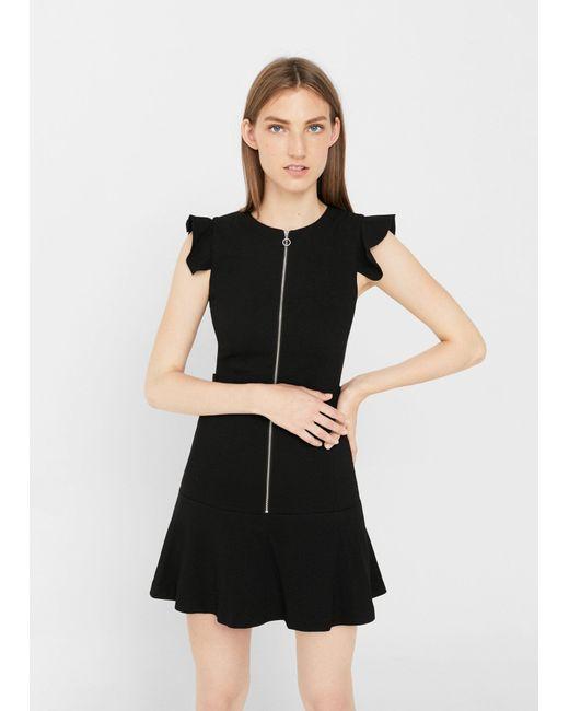 Mango | Black Dress | Lyst
