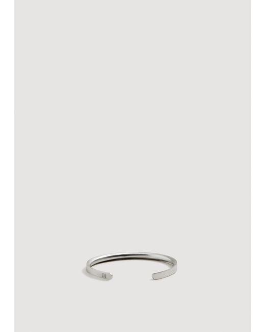 Mango - Metallic Metal Bracelet - Lyst
