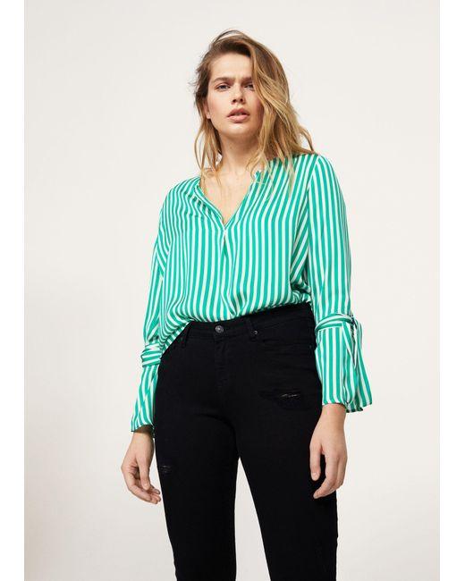 Violeta by Mango | Multicolor Super Slim-fit Andrea Jeans | Lyst