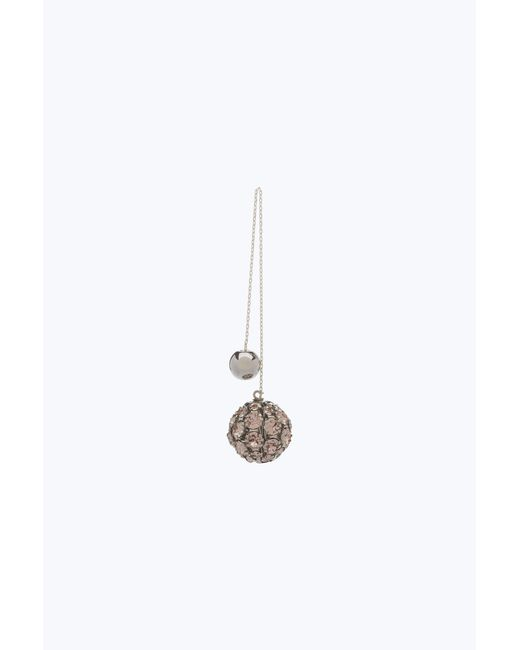 Marc Jacobs - Multicolor Crystal Drop Earring - Lyst