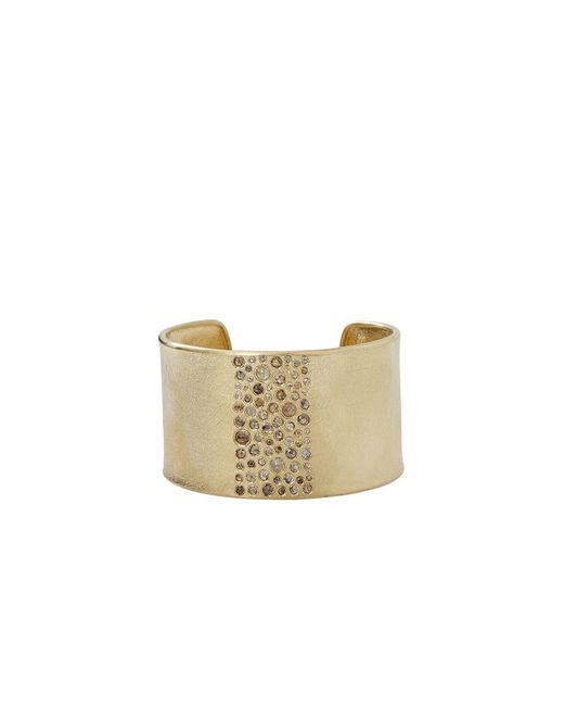 Todd Reed - Metallic Natural Diamond Mix Cuff - Lyst