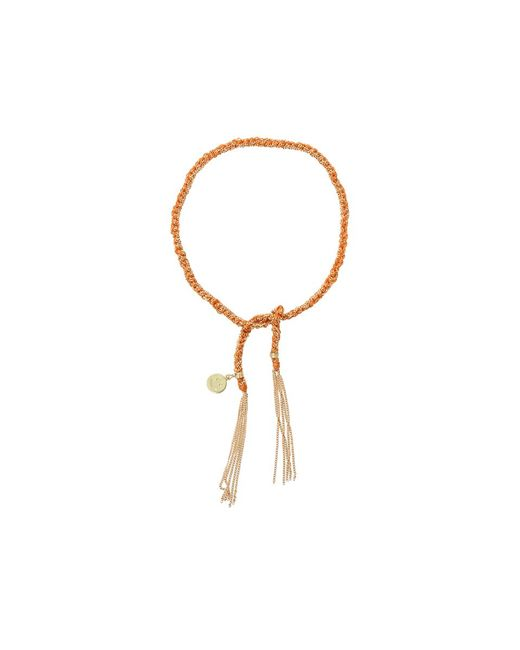 Carolina Bucci - Orange Happiness Lucky Bracelet - Lyst
