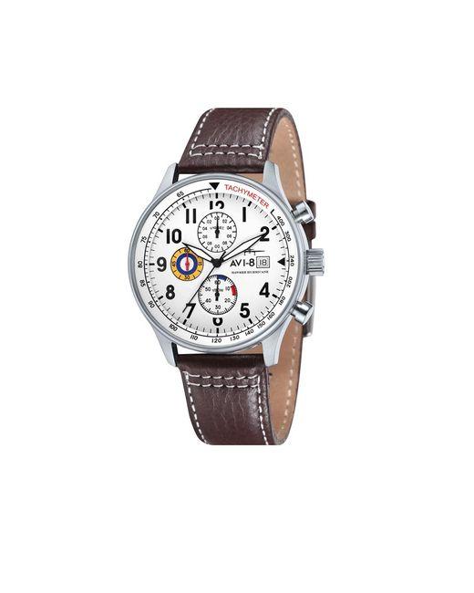 AVI-8 | Brown Hawker Hurricane Watch for Men | Lyst
