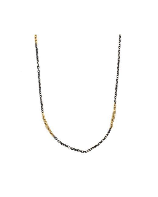 Sylva & Cie | Metallic Handmade Link Chain | Lyst