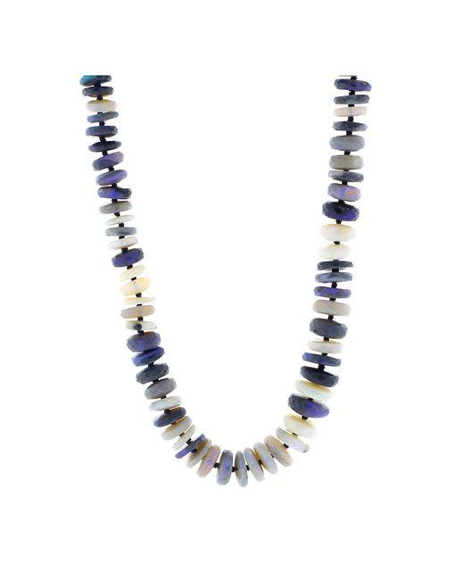 Irene Neuwirth | Multicolor Opal Bead Necklace | Lyst