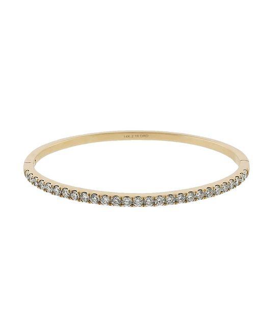 Dana Rebecca - Metallic Nikki Joy Diamond Cuff Bracelet - Lyst
