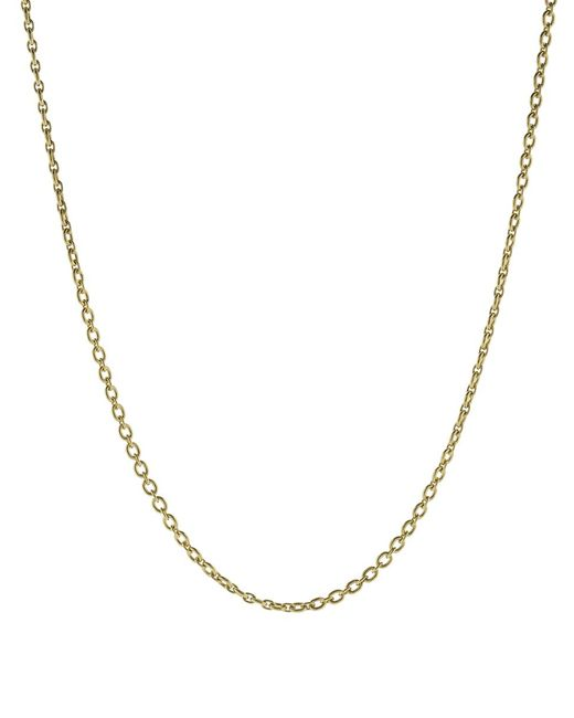 Irene Neuwirth - Metallic Chain Necklace - Lyst