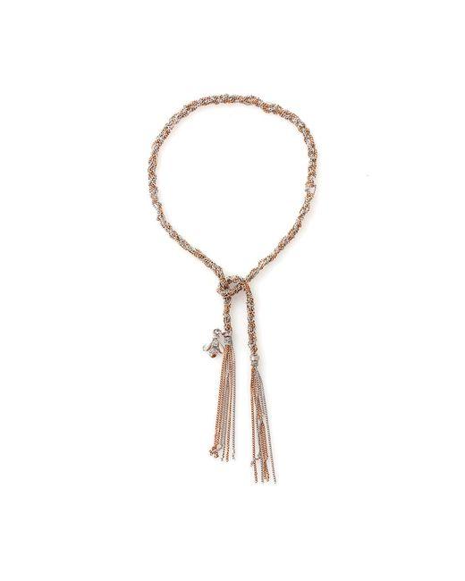 Carolina Bucci - Metallic All Gold Virtue Lucky Bracelet - Lyst