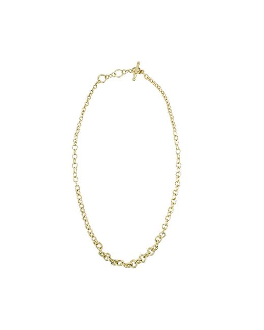 Vaubel | Metallic Scale Round Chain Necklace | Lyst