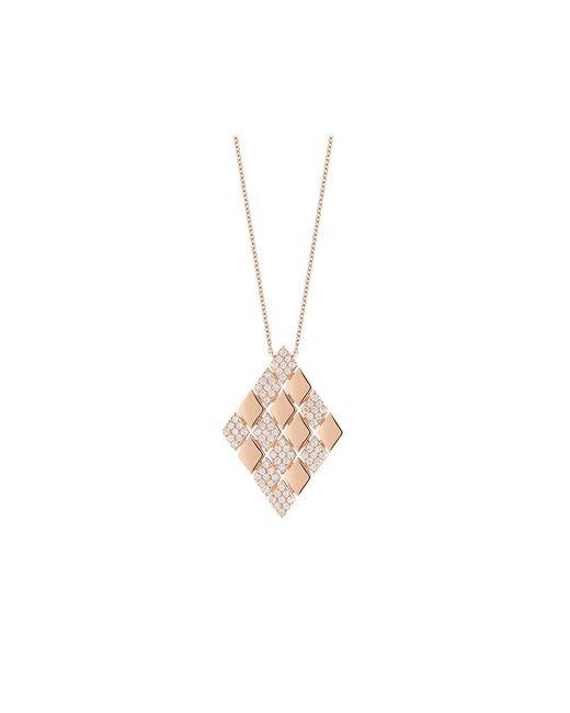 Dana Rebecca | Metallic Jeanie Ann Diamond Necklace | Lyst