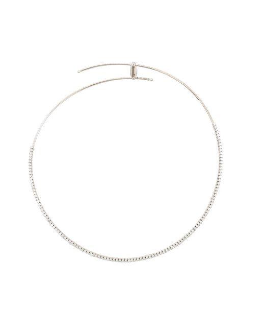 Mattia Cielo - Metallic Rugiada Tennis Diamond Necklace - Lyst