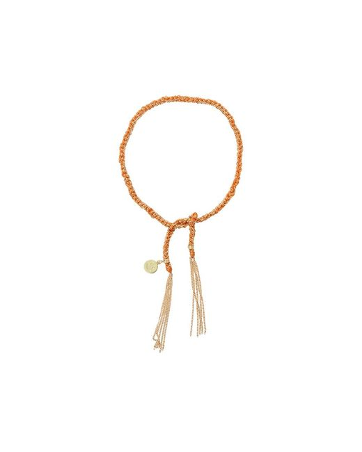 Carolina Bucci | Orange Happiness Lucky Bracelet | Lyst