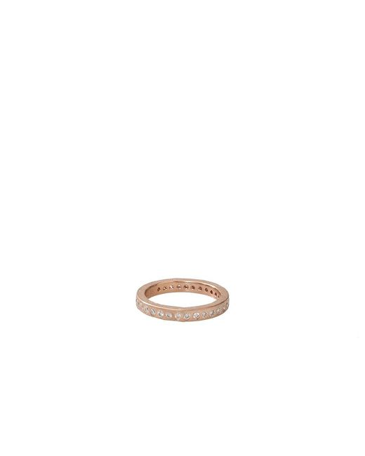 Todd Reed | Pink Flush Set Eternity Ring | Lyst