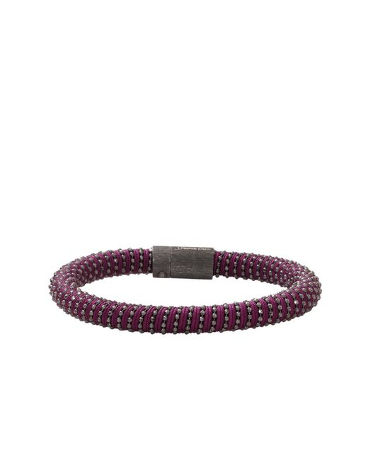 Carolina Bucci | Purple Twister Band Bracelet | Lyst