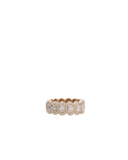 Inbar | Pink Oval Diamond Eternity Band | Lyst