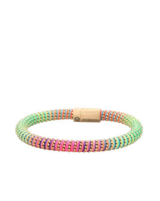 Carolina Bucci | Multicolor Neon Twister Band Bracelet | Lyst