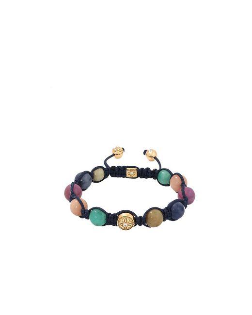 Shamballa Jewels | Multicolor Mixed Stone Beaded Bracelet | Lyst