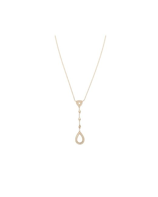 Dana Rebecca | Metallic Lori Page Lariat Necklace | Lyst
