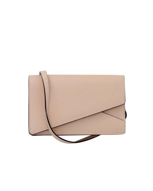 Valextra | Natural Small Twist Bag | Lyst