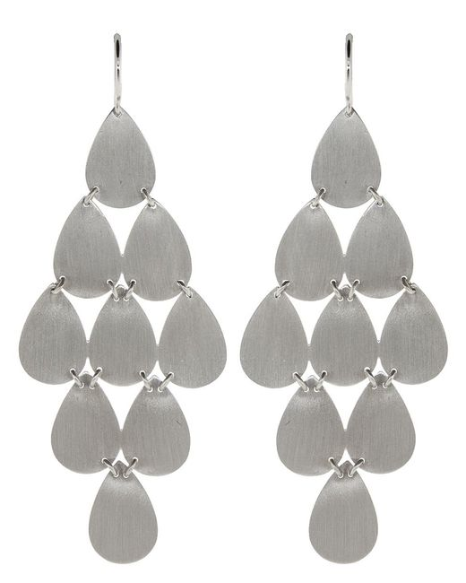 Irene Neuwirth - Multicolor Nine-drop Chandelier Earrings - Lyst