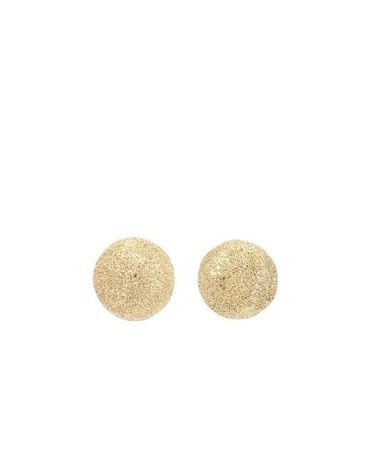 Carolina Bucci - Metallic Mirador Small Sparkly Gold Earrings - Lyst