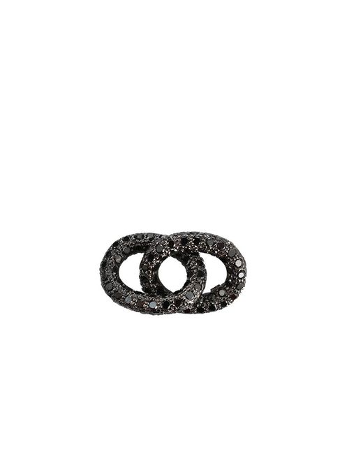 Carolina Bucci - Black Diamond 1885 Pave Links - Lyst