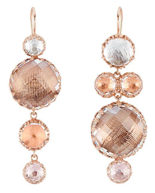 Larkspur & Hawk - Multicolor Sadie Mismatched Bubble Earrings - Lyst