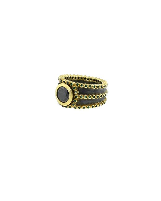 Todd Reed - Multicolor Black Diamond Ring - Lyst