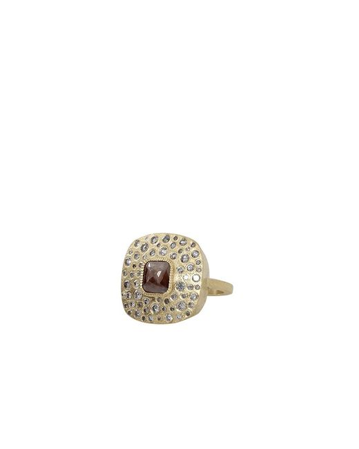 Todd Reed | Metallic Brown Fancy Diamond Ring | Lyst