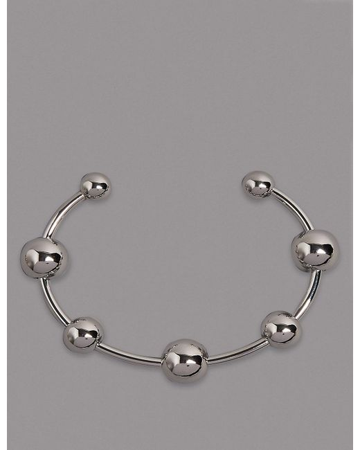 Marks & Spencer - Metallic Ball Cuff Bracelet - Lyst