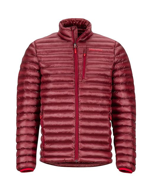 Marmot Red Men's Avant Featherless Jacket for men