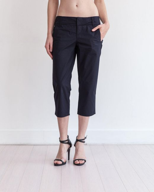Marrakech | Black Louis Capri | Lyst