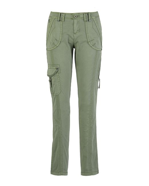 Marrakech | Green Harry Stretch Poplin Pant - Resort 2017 | Lyst