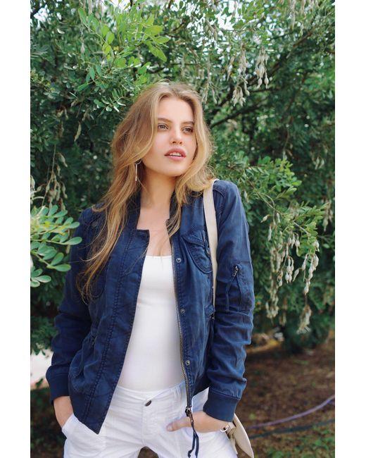 Marrakech | Blue Tamsyn Jacket | Lyst