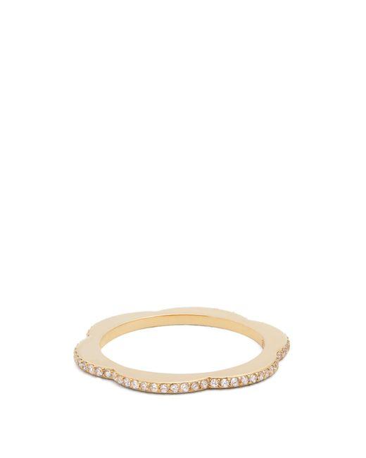 Raphaele Canot   Metallic Happy Deco Diamond & Yellow-gold Ring   Lyst