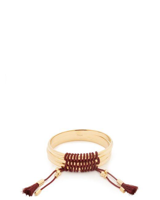 Chloé | Multicolor Otis Layered Bracelet | Lyst