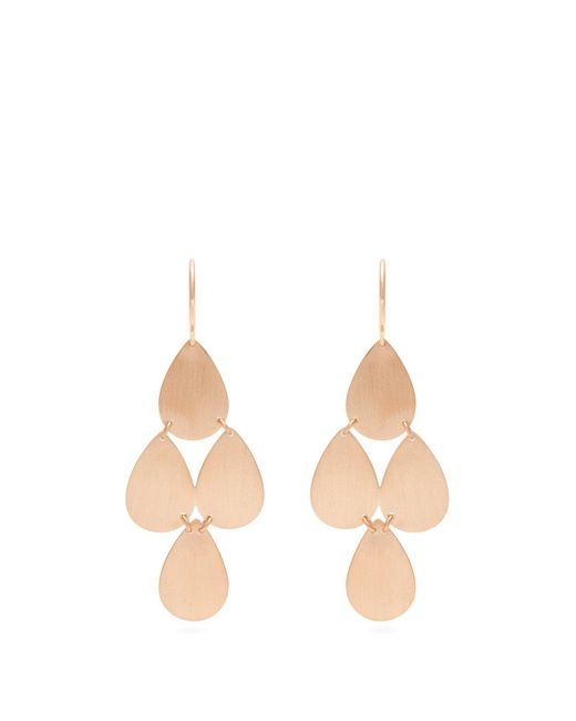 Irene Neuwirth - Multicolor Chandelier Earrings - Lyst