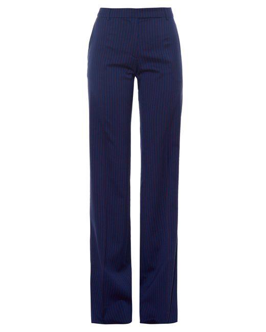 Altuzarra | Blue Tom Pinstriped Wide-leg Trousers | Lyst