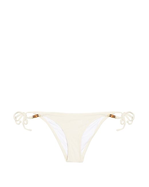 Heidi Klein | Natural Tahiti Tie-side Bikini Briefs | Lyst