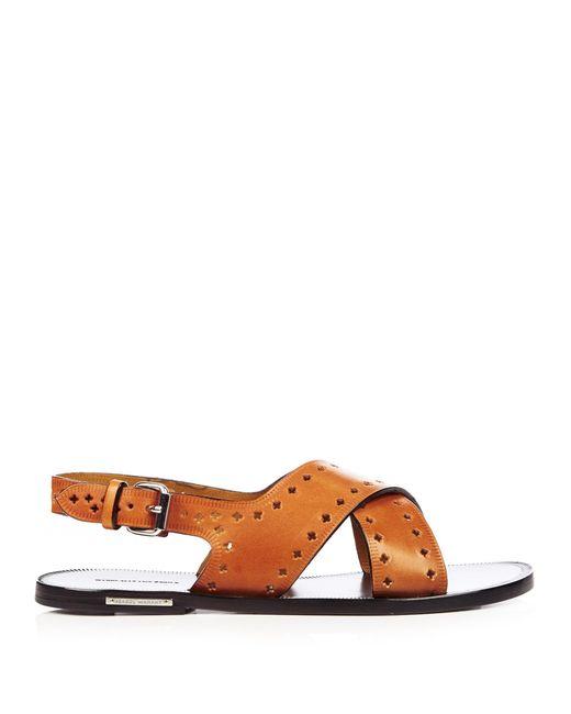 Isabel Marant   Multicolor Étoile Jerys Leather Sandals   Lyst