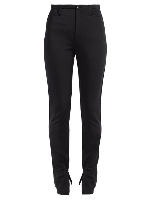 Balenciaga | Black High-rise Scuba-jersey Leggings | Lyst