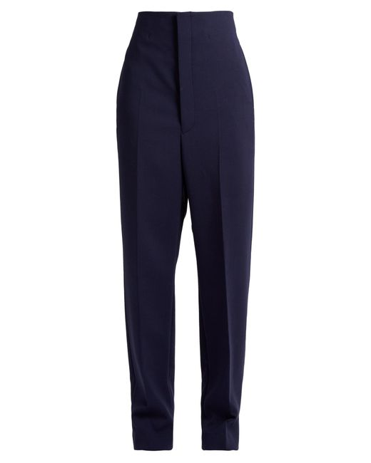 Balenciaga | Blue Mariner Dropped-crotch Wool-blend Trousers | Lyst