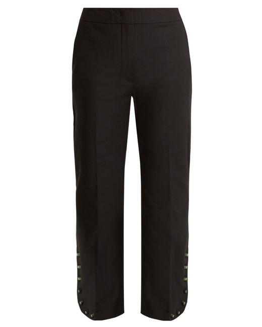 Sportmax | Black Eremi Trousers | Lyst