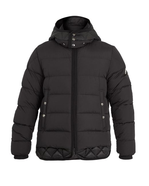 Moncler | Black Tanguy Quilted Down Jacket for Men | Lyst