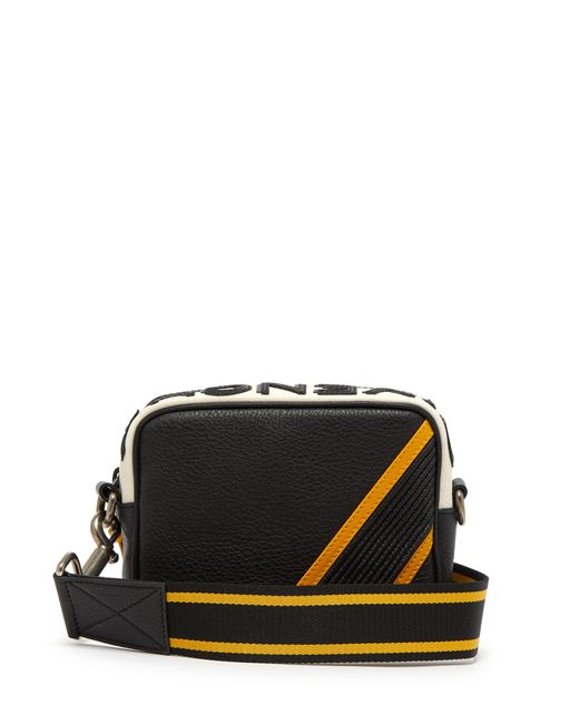 Givenchy - Black Mc3 Leather Cross Body Bag for Men - Lyst ... a39b924cb4