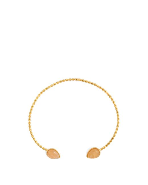 Sylvia Toledano | Metallic Quartz And Gold-plated Necklace | Lyst